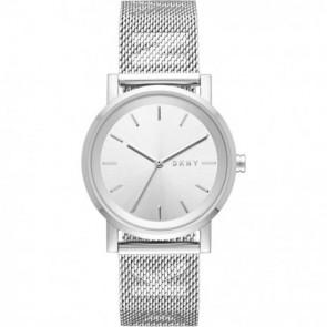 Correa de reloj DKNY NY2620 Acero Acero 18mm