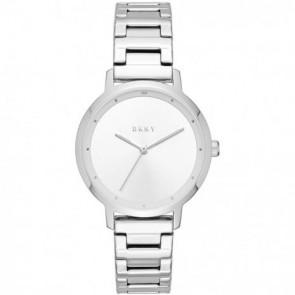 Correa de reloj DKNY NY2635 Acero Acero 14mm