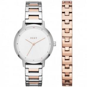 Correa de reloj DKNY NY2643 Acero Bicolor 14mm