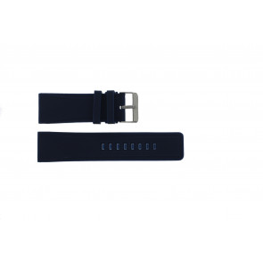 Correa de reloj Universal SBR11A.26.5 Silicona Azul 26mm