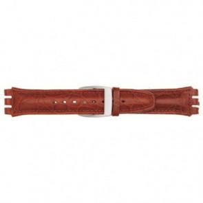 Correa para relojes Swatch rojo 19mm 07M
