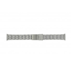 Morellato correa de reloj ST1420 Metal Plateado 20mm