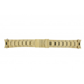 Prisma correa de reloj STD22 Metal Dorado 22mm
