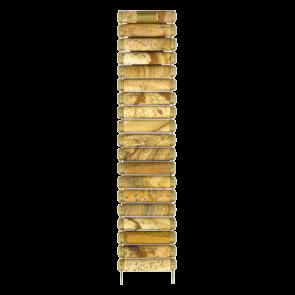 Correa de reloj Tissot T608014383 / T608.R151917 Cerámica Marrón