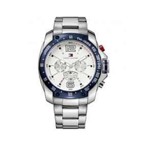 Correa de reloj Tommy Hilfiger TH-190-1-27-1299 / TH-190-1-27-1298 / TH1790872 / TH1790871 Acero inoxidable Acero 25mm