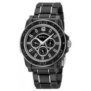 Correa de reloj Breil TW0844 Acero Negro