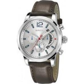 Correa de reloj Breil TW1372 Cuero Marrón
