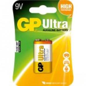 GP Batería Ultra Alkaline 6LR61 - 9v