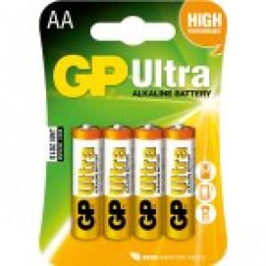 GP Batería Ultra Alkaline AA LR06 - 1.5v