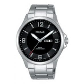 Correa de reloj Pulsar VJ33-X024-PJ6079X1 Acero Acero 22mm