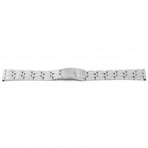 Correa de reloj YJ41 Metal Plateado 26mm