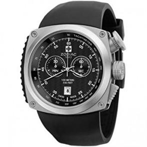 Correa de reloj Zodiac ZO5800 Silicona Negro