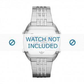 Adidas correa de reloj ADH2733 Acero Palteado 24mm
