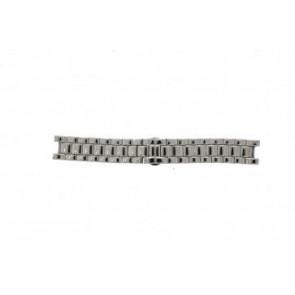 Armani correa de reloj AR-0145 Acero Palteado 22mm