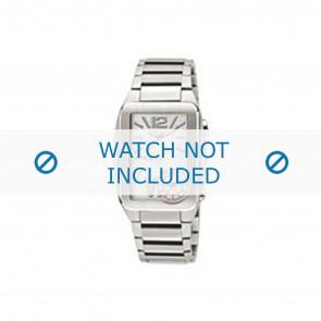 Breil correa de reloj TW0400 Metal Plateado