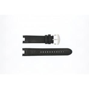 Correa de reloj Buddha to Buddha 46mm / BTB.M.D.3H.02 Cuero Negro 21mm
