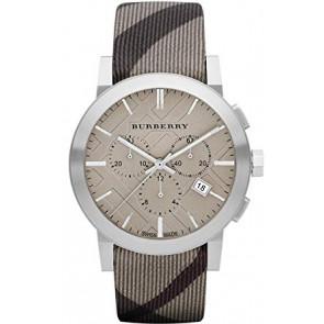 Correa de reloj Burberry BU9358 / 7177852 Cuero Multicolor