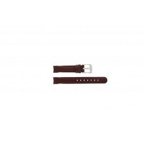 Correa de reloj Camel 4000-4009 / BC50918 Cuero Rojo 14mm