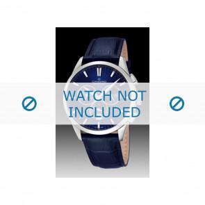 Candino correa de reloj C4517-3 Cuero Azul  + costura azul