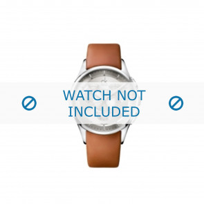 Calvin Klein correa de reloj K2A27161 - K600000080 Cuero Cognac 20mm