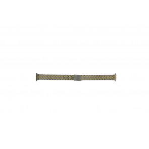 Morellato correa de reloj D0335084 Acero Palteado 11mm