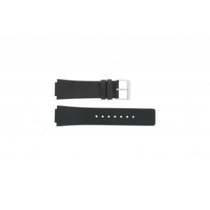 Danish Design correa de reloj IQ13Q1007 / IQ12Q884 / IQ12Q1007 Cuero Negro 16mm