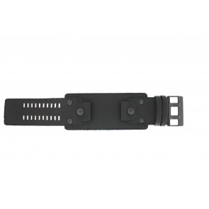 Correa de reloj Diesel DZ4272 Cuero Negro 26mm