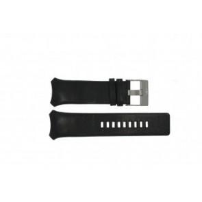 Diesel correa de reloj DZ-3034 / DZ-3035 Piel Negro 31mm