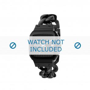 Diesel correa de reloj DZ5181 Metal Negro 23mm
