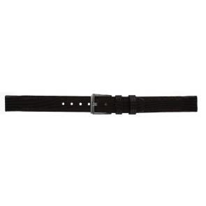 DKNY correa de reloj NY-3435 Piel Marrón 14mm