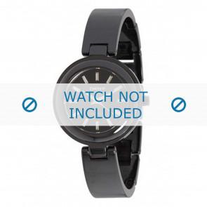 DKNY correa de reloj NY8549 Cerámica Negro