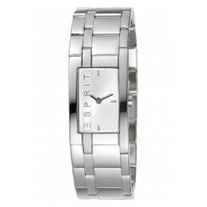 Esprit correa de reloj ES 000 M 02016 / ES000M020  Metal Acero inoxidable 20mm
