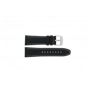 Correa de reloj Lotus 15536 Cuero Negro 26mm