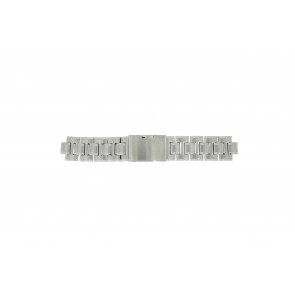 Fossil correa de reloj CH-2566 Acero Palteado 11mm