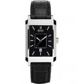 Correa de reloj Hugo Boss HB-47-1-14-2143 / HB659302142 / 15122352 Cuero Negro 22mm