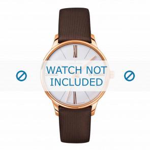 Junghans correa de reloj 047/7571.00 Cuero Marrón 14mm