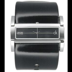 Correa de reloj Calvin Klein K44231 Cuero Negro