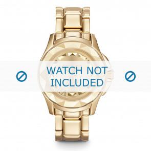 Karl Lagerfeld correa de reloj KL1026 Metal Chapado en oro
