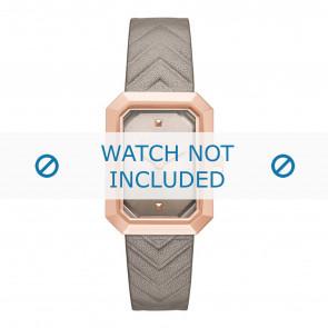 Karl Lagerfeld correa de reloj KL6103 Cuero Beige