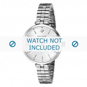 Kate Spade New York correa de reloj 1YRU0859 / Holland Metal Plateado