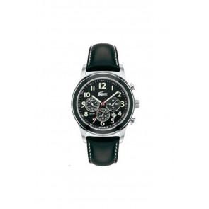 Correa de reloj Lacoste 2010333 / LC-11-1-14-0032 Cuero Negro 22mm