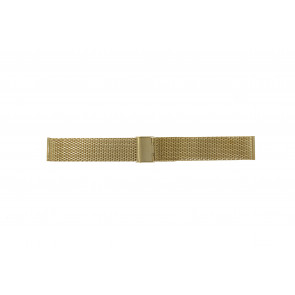 Correa de reloj Other brand MESH-22.3 Acero Chapado en oro 22mm