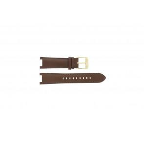 Correa de reloj Michael Kors MK2249 Cuero Marrón 21mm