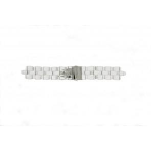 Correa de reloj Michael Kors MK5235 Plástico Transparente 8mm