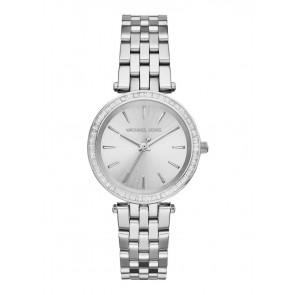 Correa de reloj Michael Kors MK3364 (11XXXX) Acero Acero