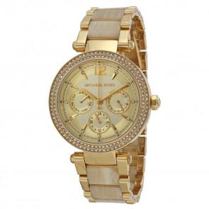 Correa de reloj Michael Kors MK5956 Acero Chapado en oro