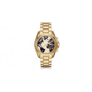 Correa de reloj Michael Kors mk6272 Acero Chapado en oro