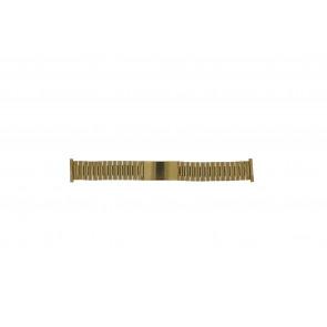Morellato correa de reloj  Acero Dorado 22mm