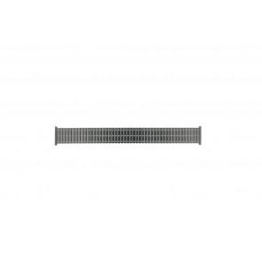 Morellato correa de reloj  Acero Palteado 22mm