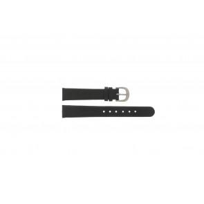 Danish Design correa de reloj IV12Q272 / IV16Q272 / DDBL14 Cuero Negro 14mm